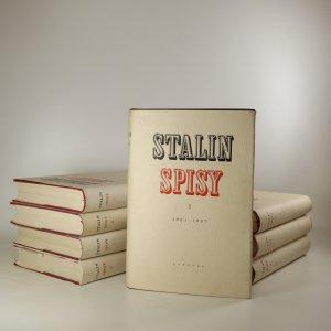 náhled knihy - Spisy I-VIII (8 svazků)