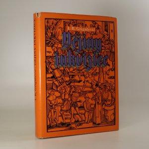 náhled knihy - Dějiny inkvizice 13.-20. století (je cítit zatuchlinou)