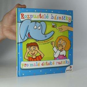 náhled knihy - Rozpustilé básničky pro malé dětské ručičky