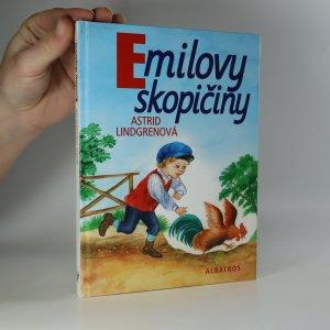 náhled knihy - Emilovy skopičiny