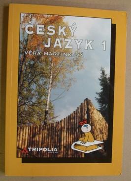 náhled knihy - Český jazyk 1