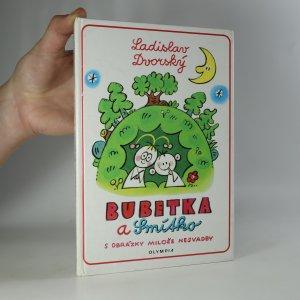 náhled knihy - Bubetka a Smítko (uvolněná dvoustrana. viz foto)