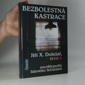 náhled knihy - Bezbolestná kastrace