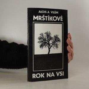 náhled knihy - Alois a Vilém Mrštíkové. Rok na vsi. Dramatizace Miroslav Krobot