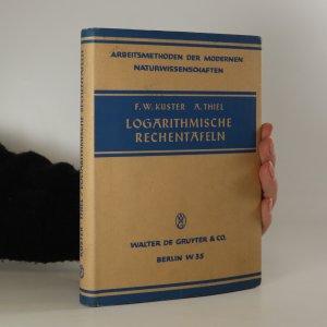 náhled knihy - Logarithmische Rechentafeln
