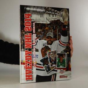 náhled knihy - Hvězdy NHL 2014. Češi a Slováci v sezoně 2012/13