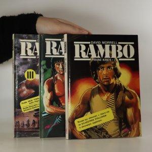 náhled knihy - Rambo I-III (3 svazky, komplet)