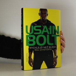 náhled knihy - Usain Bolt. Rychlejší než blesk