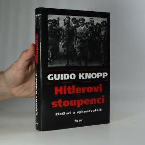 náhled knihy - Hitlerovi stoupenci
