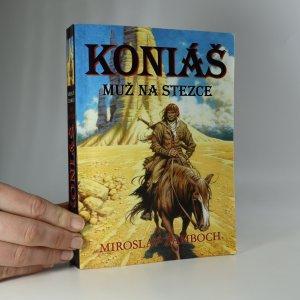 náhled knihy - Koniáš. Muž na stezce