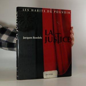 náhled knihy - La Justice