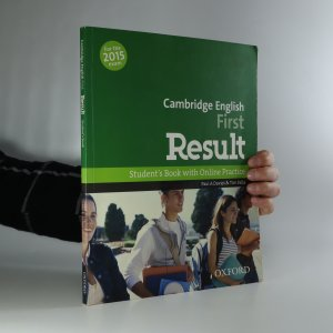 náhled knihy - Cambridge English. First Result. Student's Book