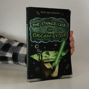 náhled knihy - The Strange Case of Origami Yoda