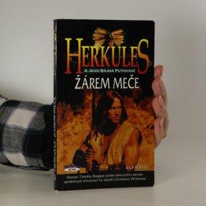 náhled knihy - Herkules a jeho bájná putování. Žárem meče