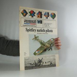 náhled knihy - Spitfiry našich pilotů. Plastické vystřihovánky