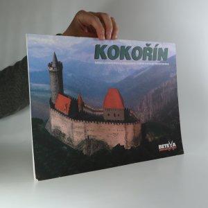 náhled knihy - Kokořín. Papírová stavebnice modelu