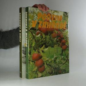 náhled knihy - Podzim v zahradě, Zima v zahradě (2 svazky)