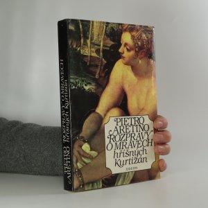 náhled knihy - Rozpravy o mravech hříšných kurtizán