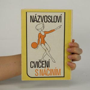 náhled knihy - Názvosloví cvičení s náčiním