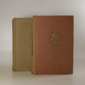 náhled knihy - Pavouci I-II (2 svazky)