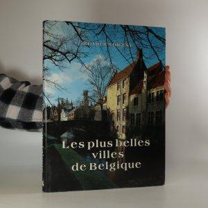 náhled knihy - Les plus belles villes de Belgique