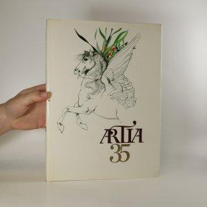 náhled knihy - Artia 35. 35 československých ilustrátorů 1953-1988