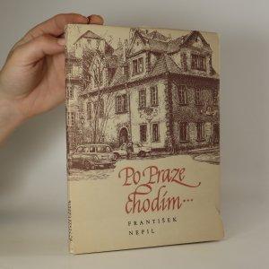 náhled knihy - Po Praze chodím...