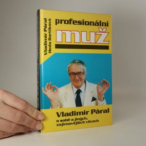 náhled knihy - Profesionální muž