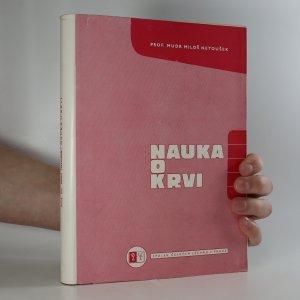náhled knihy - Nauka o krvi