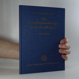náhled knihy - Die Sexualhormontherapie in der Gynäkologie