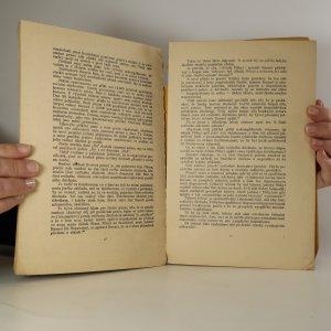 antikvární kniha Tvořivá práce sociálně ekonomická, 1929