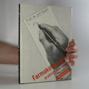 náhled knihy - Farmakotherapie praktického lékaře (obálka K. Teige)