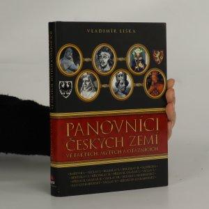 náhled knihy - Panovníci českých zemí ve faktech, mýtech a otaznících