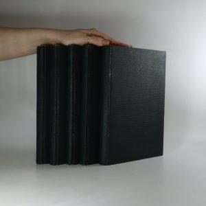 náhled knihy - Topografická anatomie (5 svazků, viz poznámka)
