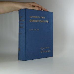 náhled knihy - Lehrbuch der Geburtshilfe