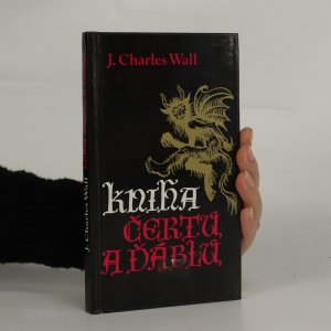 náhled knihy - Kniha čertů a ďáblů