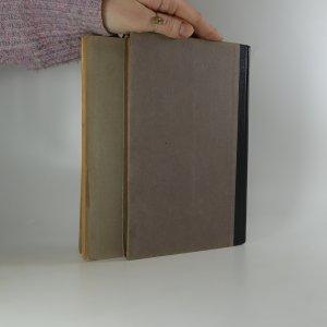 antikvární kniha Titus Livius. I. Text, II. Poznámky., 1924