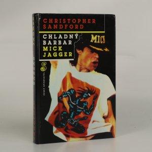 náhled knihy - Chladný barbar Mick Jagger