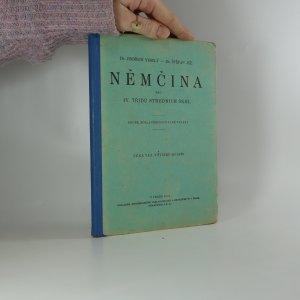 náhled knihy - Němčina pro IV. třídu středních škol