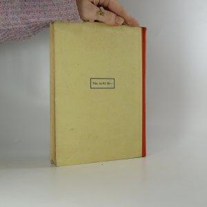 antikvární kniha Anthologie française pour les VII. et VIII. classes des gymnases réals, 1936