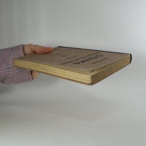 antikvární kniha Čítanka pro čtvrtou třídu škol středních, 1934