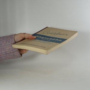 antikvární kniha Cvičebnice jazyka anglického pro 1. třídu gymnasií a vyšších hospodářských škol, 1950