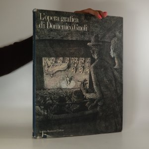 náhled knihy - L'Opera Grafica Di Domenico Gnoli