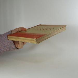 antikvární kniha Latinská čítanka pro VII. třídu gymnasií a reálných gymnasií. Díl 1., Text., 1938