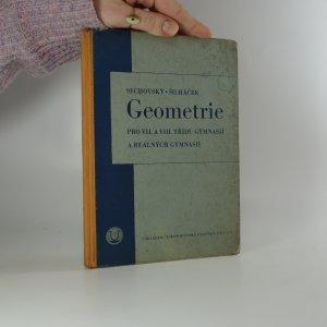 náhled knihy - Deskriptivní geometrie pro VII. a VIII. třídu gymnasií a reálných gymnasií