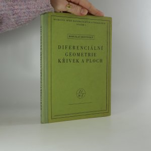náhled knihy - Diferenciální geometrie křivek a ploch