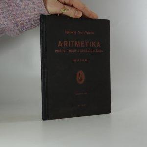 náhled knihy - Aritmetika pro IV. třídu středních škol