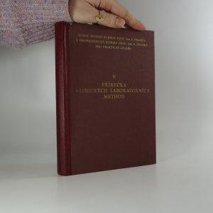 náhled knihy - Příručka klinických laboratorních method