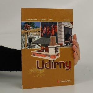 náhled knihy - Udírny. Konstrukce, stavba, uzení