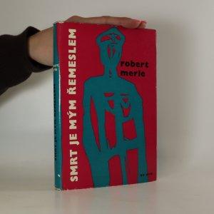 náhled knihy - Smrt je mým řemeslem